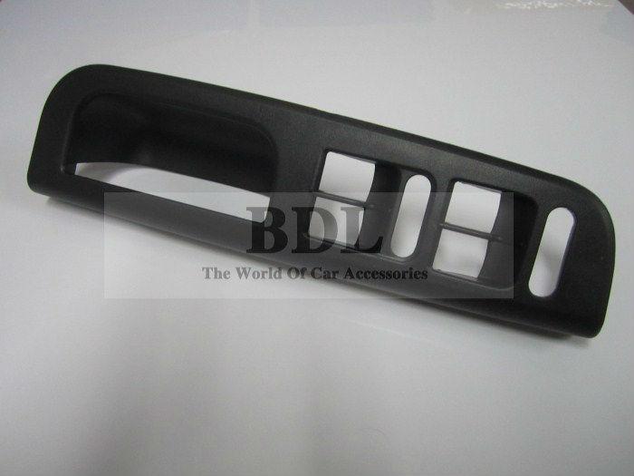 Left Front Door Window Switch Control Panel Inside Door Handle Cover for VW Golf MK4 Jetta 4 IV(China (Mainland))
