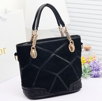 Free/drop shipping MT25 new fashion PU leather shoulder bag women handbag  women tote bags