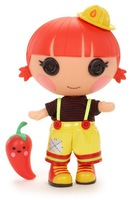 LALALOOPSY Littles Doll RED FIERY FLAME - Ember Flicker Flame's Sister