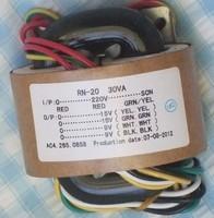 High quality Audio 30W AC 220V R-Core Transformer 9V*2 + 15V*2