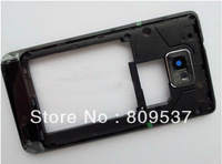 For Galaxy S2 I9100 Rear Housing Cover Main Camera Glass lens Original Black