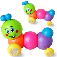 Clockwork toys / fresh run Bugs cartoon clockwork caterpillar Free shipping