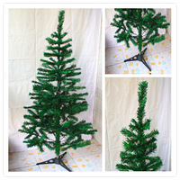 Christmas supplies Christmas props 304560120150180210240cm green christmas tree christmas tree
