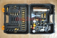 Non-dismantle Cleaner for auto Fuel Injectors a complete set of 30 adapters