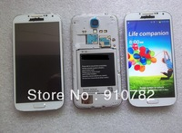 "5inch i9500 s4  mtk6589 3G GPS air gesture Perfect 1:1 Galaxy I9500 S4  Android4.2  Mobile Phone  5""Screen"