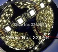 50m LED flexible strips lights 5050SMD waterproof 60leds/M  Black PCB 12V 5M/Reel
