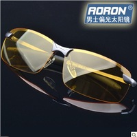 Male polarized nvgs driving mirror optical glasses mirror driver 3043