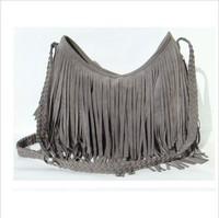 00570 Free Shipping Hot sell Tassel women handbags Cross Body Leather shoulder bags fashion Messenger Bags 2013