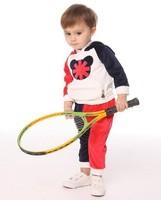 2014 Hot sale child cloth sets,fashion flag style( Union Jack) children boy clothes 2pcs autumn-spring wholsale