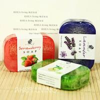 D-narn loofah handmade soap cold soap bath soap