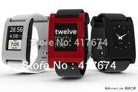 Watch & pebble intelligent electronic watches & pebble watch