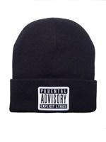 Free Shipping ADVISORY beanie Hats with 3 colors,Homies beanie Wasted beanie snapbacks cap, beanie Snapback cap