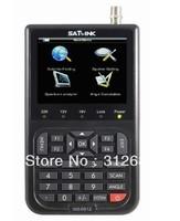 Satlink WS 6912 HD DVB-S2 Digital Satellite Finder Meter  S/N and C/N, Free shipping with DHL or Fedex