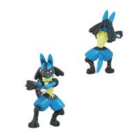 new Pokemon Lucario Cartoon Figure 2.08''