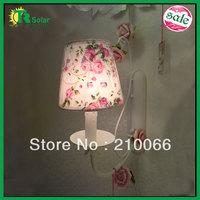Pink rose flower garden wall light Freeshipping fashion lighting modern lights contemporary decorative fashion lamps corridor