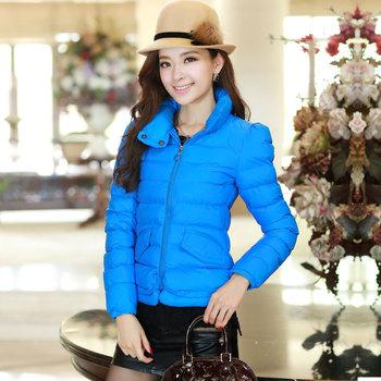2013 winter women's elegant slim small cotton-padded jacket down wadded jacket outerwear 02212213866
