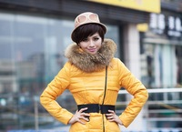 Free Shipping Women's clothing personality down jacket ,Cotton-Padded Jacket