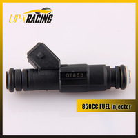 performance parts GT850 high flow 850cc EV6 injection turbo fuel injectors black fuel injector high impedance nozzle
