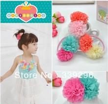 elastic flower headband price