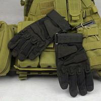 Black hawk blackhawk gloves tactical full ride general black sand