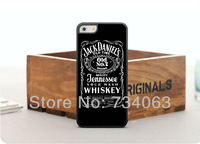 Hot luxury Jack Daniels designer hard PC back case for iPhone 5s 5 5g HK/China free shipping 10pcs/lot (EN6)