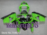 green black ZX-9R 00-02 02 2002 00 01 2000-2002 ABS Plastic Bodywork SetBody Kit Fairing for Kawasaki Ninja zx9r ZX-9R 2000 2001