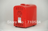 Mini size 4L car cooler