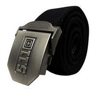 Men's Western Sports Belt 5.11 Outdoor Fashion Tactical Webbing Belt Free Shipping