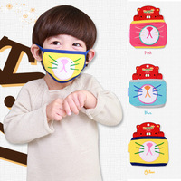 free shipping 3497 tutuya 2013 child thermal winter earmuffs baby plush masks cat masks