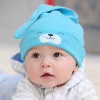 free shipping 3380 princess newborn cap pocket baby hat baby hat cotton cloth cap mobcap bonnet