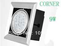 led grille lamp 9W dared light Warm/Cool White