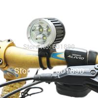 4000LM 3 CREE XML XM-L T6 LED Bike Cycling Bicycle Head Light Lamp Headlight Headlamp wholesale free shipping #150125