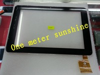 10.1 inch for Sanei N10 quad-core,Ampe A10 quad-core Tablet capacitive touch screen 263*173mm TPC0323 VER1.0 Black free shipping