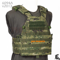 Phoenix industries new ver.6094A tactical vest equipment 1000D Cordura Molle vest+Free shipping(SKU12050155)