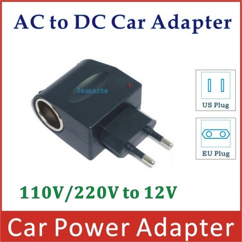 90V-240V AC to 12V,110V AC to 12V,220V AC to 12V, DC EU Car Power Adapter Converter
