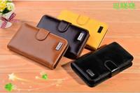 High quality Original Flip Leather Case Cover For Samsung Galaxy Nexus i9250! Ultrathin design, Fashion! Free shipping