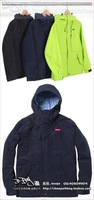 Cheap Supreme Hoodies Waterproof Coat Three Color  Wave Point Supreme Sweatshirt in stock Winter Clothes Free Shipping
