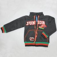 Free Shipping+Wholesale AJ63088 New Designer Boys Coats Kids Embroider Coat Baby Autumn Wear 100%Cotton Child Outwears 6Pcs/Lot