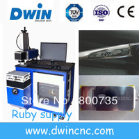 optic fiber 20w laser marking machine for jewelry DW-F20W