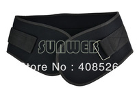 nylon Weight Lifting Belt Gym Back Support Power Training Work Fitness Strap Lumber 90cm TK0840