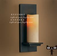 American style wall lamp loft brief yunshi wall lamp