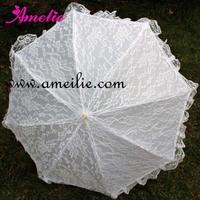 Free Shipping Wedding Suppliers,Sun Wedding Lace umbrella big size
