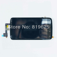 Original Material Made LCD Screen+Digitizer Well assembly for HTC Sensation G14 S710e Replacement Parts 1pcs free shipping