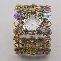 Newest fashion bracelet watches women style wrist watch