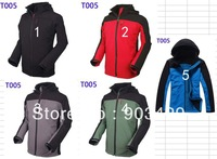 2013 autumn winter classic new designer men's fleece fabric hoody outwear coat jackets windstopper size S-XXL