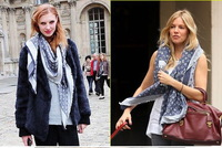 free shipping fashion classic cotton pashmina scarf shawl 2013 latest women silk scarf 140cm*140cm