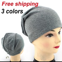 2013 winter new knitted wool cap fashion warm hat women beanies 3 colour free shipping