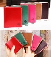 9 Colours Coin Purse. Fashion Korean Cute Cartoon Button Girl & Lady Wallet Purse Card Case Bag Holder for Women Free Shipping
