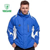 Free shippingOutdoor 2013 classic windproof water-proof and free breathing 6003 thermal ski suit