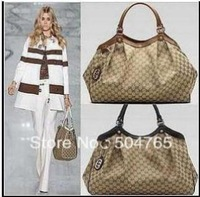 Free Shipping 2013 new top Women's Classic fashion handbags canvas Brand High Quality STYLE DESIGNER HQ-88